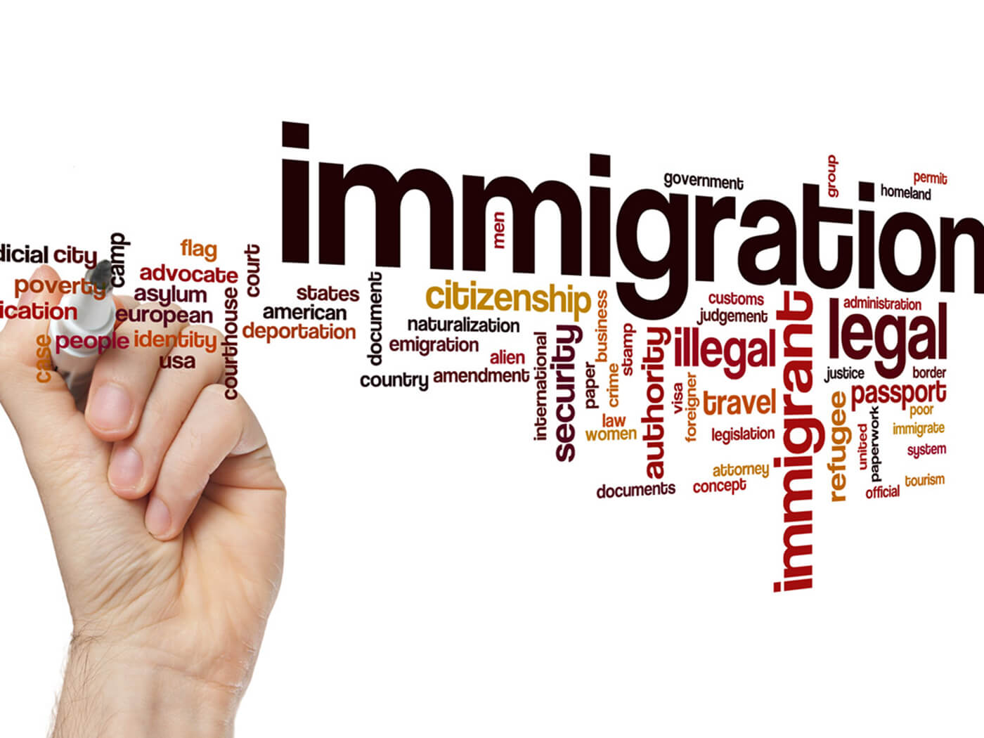 Immigration Numbers Reach New Records